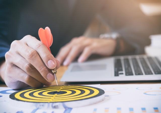 Definir metas é um componente fundamental para o sucesso profissional